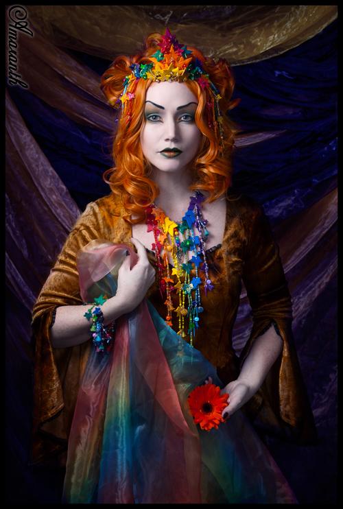 Rainbow Goth